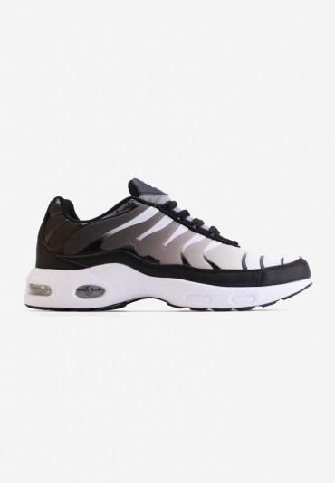 Buty sportowe  czarno beżowe 8  Gauthier