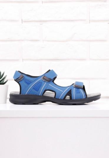 Sandały niebieskie 3 Povey