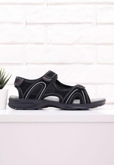 Sandały czarne 1 Bloyd