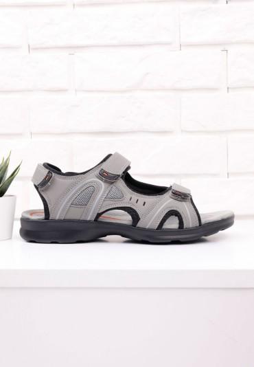 Sandały szare 2 Bloyd
