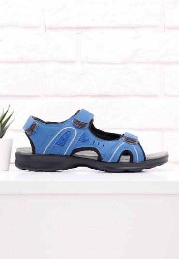 Sandały niebieskie 3 Bloyd