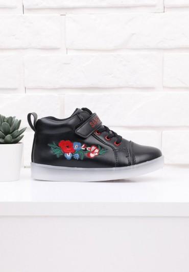 Buty sportowe czarne 3  Brice