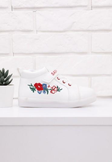 Buty sportowe białe 1Brice