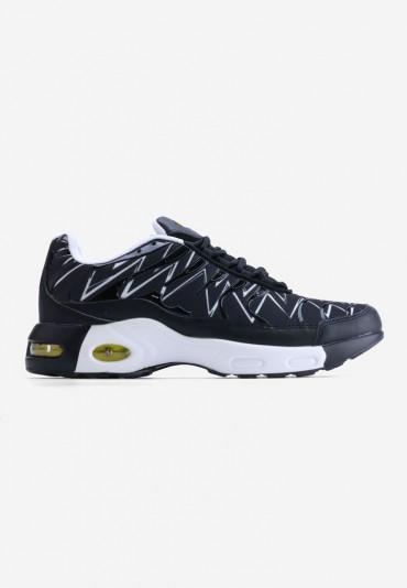 Buty sportowe czarne 1 Alard