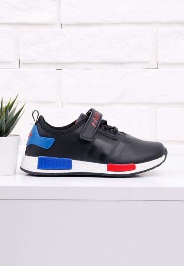 Buty sportowe czarne 2 Solarin