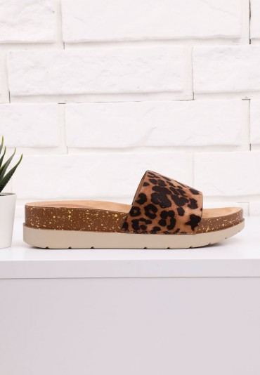 Klapki leopardo 1 Dacus