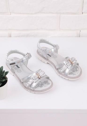 Sandałki srebrne 2 Lance