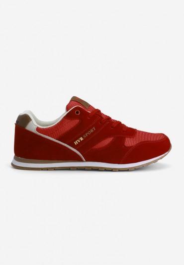 Buty sportowe czerwone 1 Gaston