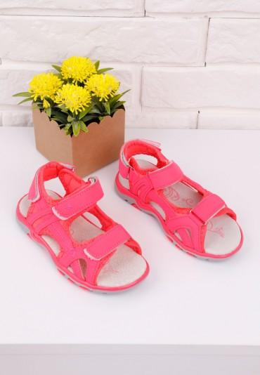 Sandałki różowe 2 Eddie
