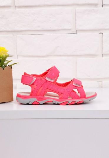 Sandałki różowe 2 Vergil