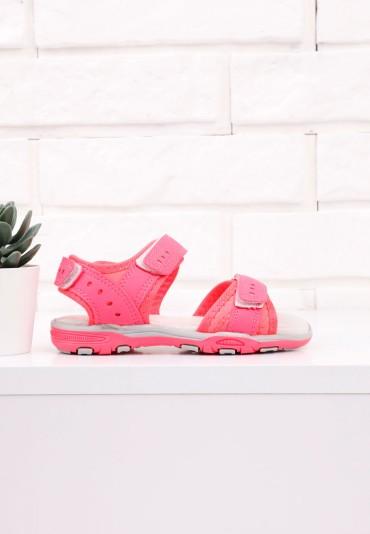Sandałki różowe 2 Sophie