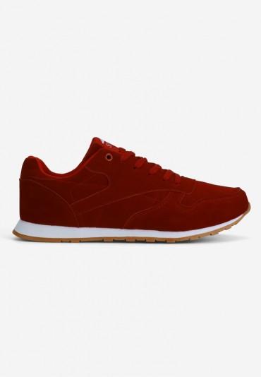 Buty sportowe czerwone 1 Godard