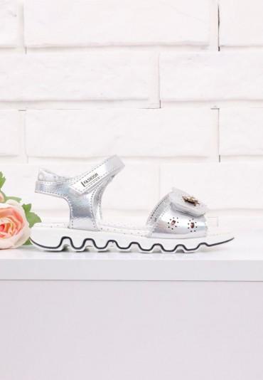 Sandałki srebrne 2 Ellery