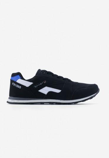 Buty sportowe czarne 4 Godefrey
