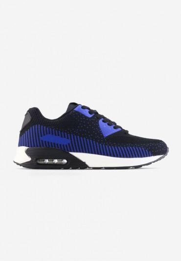 Buty sportowe czarne 2 Pascal