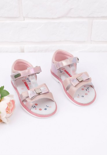 Sandały różowe 1 Tilda