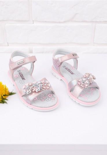 Sandałki różowe 1 Darcy