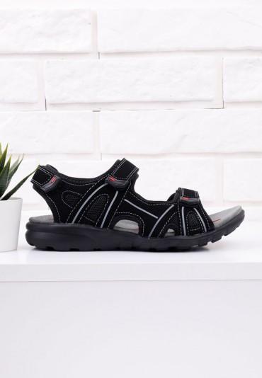 Sandały czarne 1 Wynne