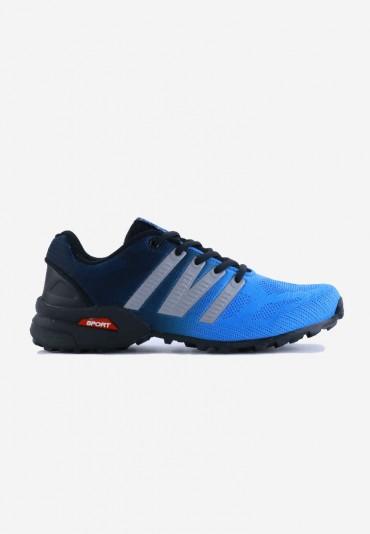 Buty sportowe niebieskie 11 Monette