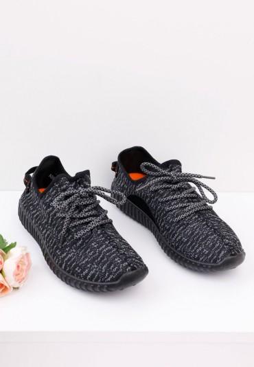Buty sportowe czarne 2 Boyd